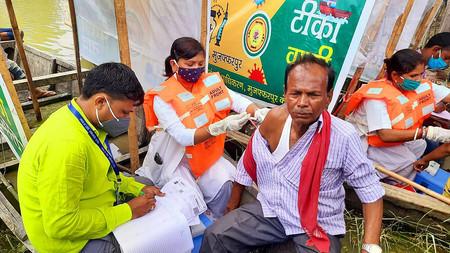 2021_Covid_Vaccination_Bihar_India